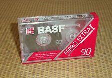 BASF Cassette | (x5) Audio Tapes Ferro Extra I 90 Minute Tape 2 x 45min