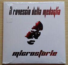 IL ROVESCIO DELLA MEDAGLIA - MICROSTORIE - CD DIGIPAK SIGILLATO (SEALED)