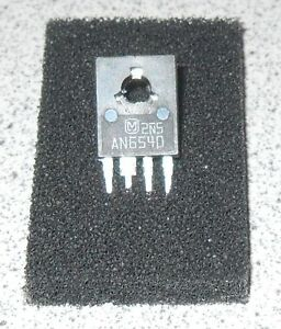IC AN6540, 4-pin Voltage Regulator with Adjustable Rise Time, 1 Stück NOS