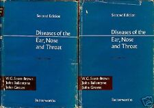 Diseases of the Ear, Nose and Throat Butterworth's 2nd