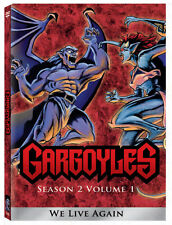 Gargoyles . Season 2 Two . Volume 1 One . Staffel . 3 DVD . NEU . OVP