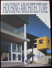 Europeans Masters 3 Housing Architecture 4 Atrium