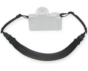 OpTech Envy Strap 3/8 in Black -Proudly Made in USA Op/Tech 3801332