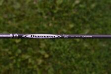 Mitsubishi Rayon Diamana Limited Edition D+ White 80 Stiff Titleist FW Tip Nice!