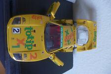 Modellauto 1:18 Ferrari F40 1987  Vitrinenfahrzeug gelb totip 2 Bburago selten