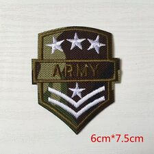 Lote 3 parches militares, US Airforce, ARMY, Falcon Base - ENVIO GRATIS a ESPAÑA