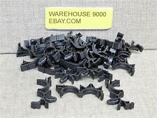 25 Wire Loom Routing Clips Auveco #14546 GM : 8911472 Hose Wire Tube Clamps