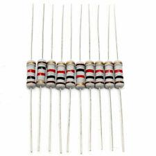 200Pcs 10 ohm-1M ohm 20Value 1W Resistor Set 5% Resistance Assortment Kit CS