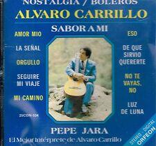 Pepe Jara El Mejor Interprete de Alvaro Carrillo   BRAND  NEW SEALED  CD