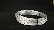 SNARE CABLE GALVANIZED AIRCRAFT CABLE 7X7 3/32 100' FEET TRAPPING SURVIVAL