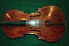 Vintage 1932 Italian cello by Bellafontana, 4/4