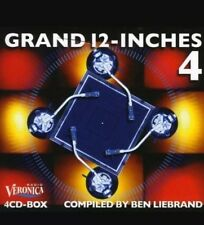 Grand 12 Inches Vol 4 by Ben Liebrand (4 CD SET)