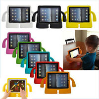 Kid Proof Protective Shockproof EVA Foam Stand Cover Case For iPad Mini 1 2 3 4