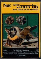 CMK CZECH MASTER'S KITS 4033 - Fw-190F8/A8 ENGINE SET 1/48 RESIN KIT