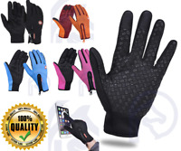 Full Finger Fishing Gloves Neoprene PU Breathable Leather Fitness Winter Fishing