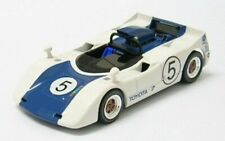 EBBRO Toyota 7 1969 Japan GP White/Dark Blue 1/43 Scale Diecast Model