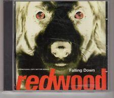 (HI907) Redwood, Falling Down - 1997 DJ CD