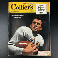 Colliers Magazine December 11 1948 59th All America Football Team Issue