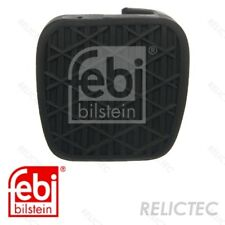 Brake / Clutch Pedal Pad Rubber Cover Grip MB:W123,S123,W114,W108 W109,W115
