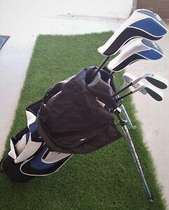 Orlimar Junior Golf Set Ages 9-12 R/H
