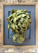 Artichoke #2 Art Print on Vintage Book Page Kitchen Home Decor Vegetable Veggie
