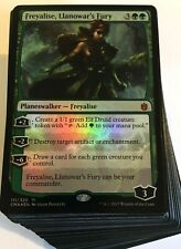 ***Custom Commander Deck*** Freyalise - Elf Tribal - EDH Elves Magic Cards
