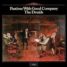 DRUIDS - PASTIME WITH GOOD COMPANY  CD NEW+