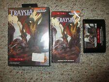 Traysia (Sega Genesis, 1992) Complete