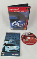 Gran Turismo 3 A-spec Greatest Hits (Sony PlayStation 2, 2002)