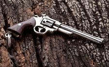 GUN ROCKER SOLID 925 STERLING SILVER MENS PENDANT NEW FOR CHAIN NECKLACE BIKER
