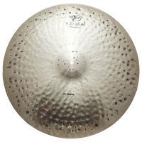 """Zildjian K1020 22"""" K Constantinople Ride Medium Drumset Bronze Cymbal - Used"""