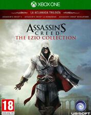 Assassin's Creed The Ezio Collection mejorado para XBOX ONE X Envio rápido 1 dia