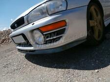 Frontal Divisor (Gloss Negro) - Subaru Impreza Mk1 Gt (1997-1999)