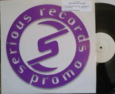 "QUO VADIS ~ Sonic Boom (Lifes Too Short) ~ 2 x 12"" Single PS PROMO"
