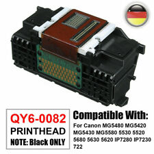 QY6-0082 Black Printhead for Canon IP7250 IP7220 MG5450 MG5650 MG5750 MG6850