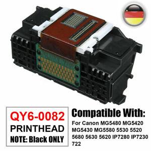 QY6-0082 Schwarz Druckkopf Für Canon IP7250 IP7220 MG5450 MG5650 MG5750 MG6850