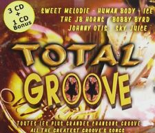 """Total Groove """"Various Artists"""" 4CD Set NEW & SEALED 1st Class Post From The UK"""