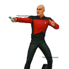 STAR TREK - Captain Picard Action Figure Star Trek Select Diamond