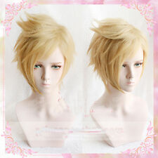 FF15 Prompto Argentum Final Fantasy XV Cosplay Wig