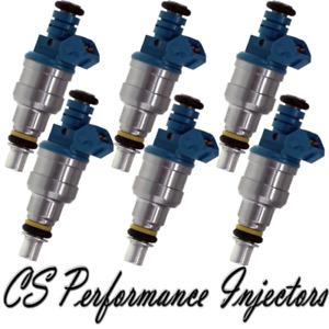 OEM Bosch Fuel Injectors Set (6) For 1988 1991 1992 Eagle Premier 3.0L V6