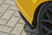 Heckansatz Diffusor Spoilerecken Seitenteile ABS für Audi A3 S3 8V Limousine