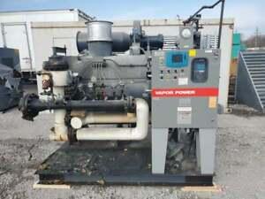 Vapor Power Hot Oil Thermal Fluid Boiler Hi-R-Temp 5 Million BTU / HR Year 2010