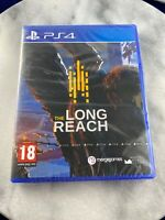 LONG REACH PS4 *BRAND NEW* Sealed