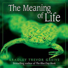 Very Good, The Meaning of Life, Greive, Bradley Trevor, Book