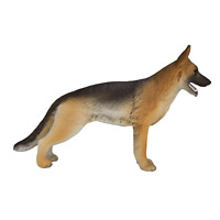 Mojo ALSATIAN GERMAN SHEPHERD DOG cute pet farm model toy plastic figure animals