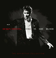 Shakin' Stevens - Fire in the Blood 19 cd boxset 266 tracks