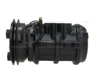 Four Seasons 57100 Remanufactured A/C Compressor With Clutch (Chrysler, Dodge)