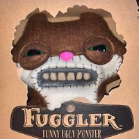 "9"" Sketchy Squirrel Fuggler Sealed In Box With Certificate Series 4"