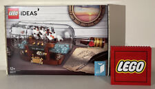 LEGO 92177 Ideas Ship in a Bottle Collectors Building Set #3