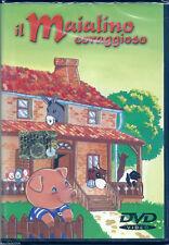 Il Maialino Coraggioso (1998) DVD NUOVO SIGILLATO Cartoni Animati